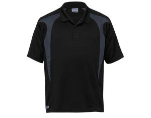 School Uniforms school wear - UNISEX SPLICED POLO - DRI GEAR