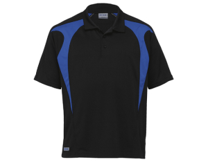 School Uniforms school wear - UNISEX SPLICED POLO - DRI GEAR