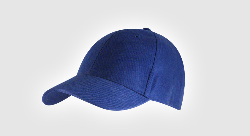 Cap 6 Panel - Royal