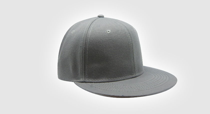 Cap Snapback - Heather Grey