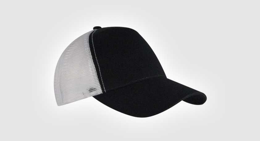 Cap Trucker - Black