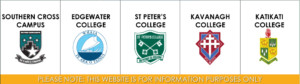 School uniform shop - Southern Cross Campus/Edgewater College/St Peter's College/Kavanagh College/Katikati College